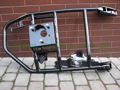 mocowanie kola hdj80 4